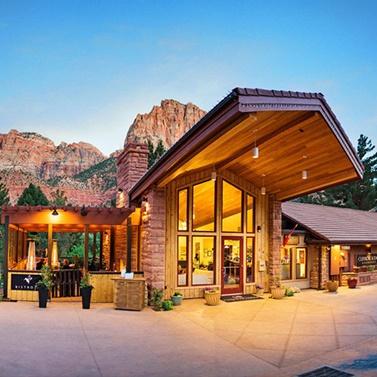 Cliff Rose Lodge
